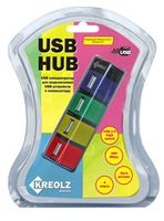 USB Hub KREOLZ 4 порта HUB-055