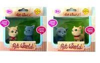 """Набор игрушек """"Котята Молли и Лола"""""""