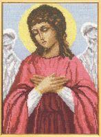 """Вышивка крестом """"Ангел Хранитель"""""""