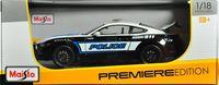 """Модель машины """"Ford Mustang Police"""" (масштаб: 1/18)"""