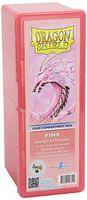"""Коробочка для карт """"Dragon Shield"""" (320 карт; розовая)"""