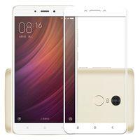 Защитное стекло для Xiaomi Redmi Note 4X (белое)