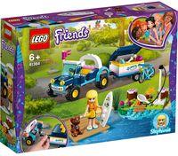 "LEGO Friends ""Багги с прицепом Стефани"""