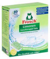 """Таблетки для посудомоечных машин """"Frosch. Лимон"""" (50 шт.)"""