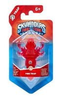 Skylanders Trap Team. Интерактивная фигурка - ловушка стихии огня