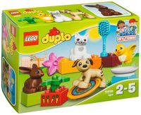 """LEGO Duplo """"Домашние животные"""""""