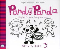 Pandy the Panda: Activity Book 3