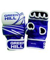 Перчатки MMA-0055L (XL; сине-белые)