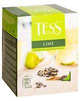 "Чай зеленый ""Tess. Lime"" (100 пакетиков)"