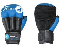 Перчатки для рукопашного боя (10 унций; синие)
