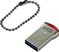 USB Flash Drive 8GB Silicon Power Jewel J01, Red