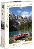 """Пазл """"Озеро Национального парка Канады"""" (1500 элементов)"""