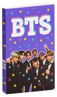 """Блокнот линованный """"BTS. Твой яркий проводник в корейскую культуру!"""" (А5)"""