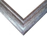 Рамка для картины по номерам (40х50 см; антик серебро)