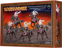"Набор миниатюр ""Warhammer FB: Dark Elves Doomfire Warlocks / Dark Riders"" (85-14)"
