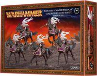 "Набор миниатюр ""Warhammer FB: Dark Elves Doomfire Warlocks / Dark Riders"" (85-14)"
