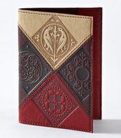 Обложка для паспорта (009-07-06-14)