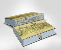 "Подарочная коробка ""BASSANO DEL GRAPPA"" S (18х12х5 см; арт.42370)"