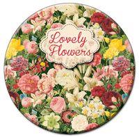 """Подставка под кружку """"Lovely flowers"""" (43426/12)"""