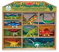 """Набор фигурок """"Динозавры"""" (9 шт.; арт. 12666)"""