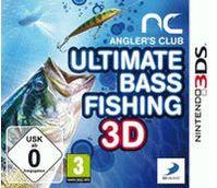 Angler`s Club: Ultimate Bass Fishing (Nintendo 3DS)