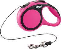 """Поводок-рулетка для собак """"New Comfort"""" (розовый, размер XS, до 8 кг/3 м)"""
