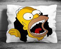 "Подушка ""Симпсоны"" (арт. 9; 28х38 см)"