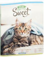 """Тетрадь полуобщая в клетку """"Pretty Sweet"""" (48 листов; в ассортименте)"""