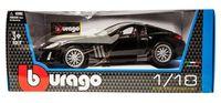 """Модель машины """"Bburago. Peugeot 907 V12"""" (масштаб: 1/18)"""