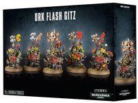 Warhammer 40.000. Orks. Flash Gitz (50-24)