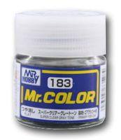 Краска Mr. Color (super gray tone, C183)