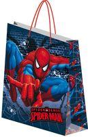 """Пакет бумажный подарочный """"Spider-Man"""" (13,5х16х5 см; арт. SMRC-12G-1316-BG)"""