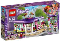 "LEGO Friends ""Арт-кафе Эммы"""
