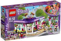 "LEGO Friends ""Арт-кафе Эммы"""