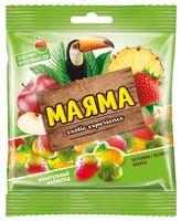 """Мармелад """"Маяма"""" (170 г; ананас, яблоко и клубника)"""