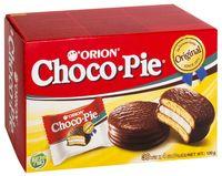 "Пирожное ""Orion. Choco-Pie"" (4 шт.)"