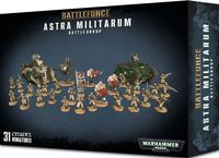 Warhammer 40.000. Astra Militarum. Battlegroup (71-66)