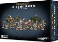 Warhammer 40.000. Astra Militarum. Battlegroup (71-66)