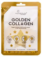 "Гидрогелевая маска для лица ""Golden Collagen"" (60 г)"