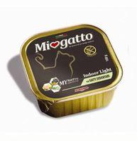 """Консервы для домашних кошек """"Miogatto"""" (100 г; без злаков)"""