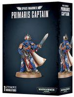 Warhammer 40.000. Space Marines. Primaris Captain (48-61)