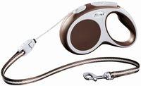 """Поводок-рулетка для собак """"Vario"""" (коричневый, размер M, до 20 кг/5 м)"""