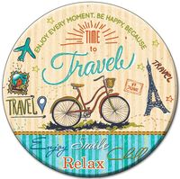"Подставка под кружку ""Travel"" (43429/12)"