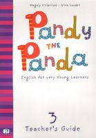 Pandy the Panda: Teacher's Guide 3 (+ CD)