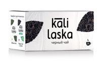 """Чай черный """"Kali Laska"""" (25 пакетиков; саше)"""