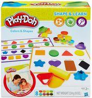 """Набор для лепки """"Play-Doh. Цвета и формы"""""""