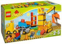 """LEGO Duplo """"Большая стройплощадка"""""""