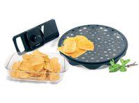 Набор для приготовления чипсов в микроволновке (3 предмета)