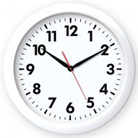 Часы настенные (50 см; арт. 61610611)