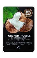 """Тканевая маска для лица """"Pore and Trouble"""" (25 мл)"""